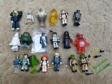 Ghostbusters Misc Set C Mini Mates Set of 19