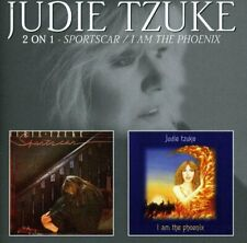 Judie Tzuke - SPORTSCAR AND I AM THE PHOENIX [CD]