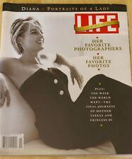 LIFE Princess Diana, Mother Teresa Nov 1997,