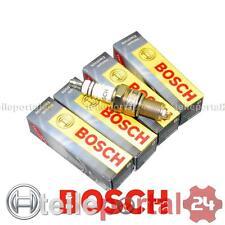 4x Bosch Bujía Calidad Superior