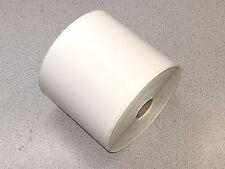 "1 Roll 500 Direct Thermal Labels 4"" x 6"" Zebra LP2844 ZP450 GoDEX Adhesive"