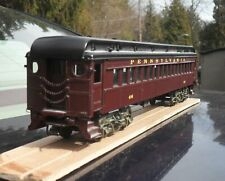 Sunset 3rd Rail Division O Scale 2-Rail Pennsylvania PRR  P54 Commuter Coach