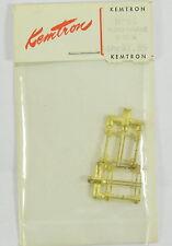 Kemtron HOn3 Scale Detail Kit Model Railroad M-64 Brake Beam & Shoes (Brass)