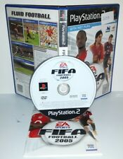 FIFA FOOTBALL 2005 05 - Ps2 Playstation Play Station 2 Gioco Game