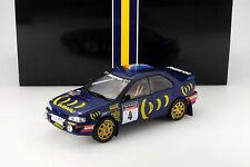 Subaru Impreza 555 #4 Winner RAC Rallye 1994 McRae / Ringer 1:18 SunStar