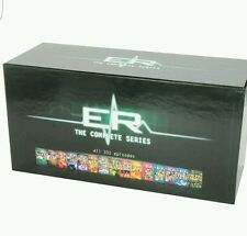 ER : The Complete Series - Seasons 1-15 (DVD  Box Set, 331 Episodes) BRAND New