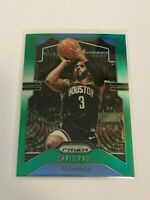2019-20 Prizm Basketball Green Prizm - Chris Paul - Houston Rockets