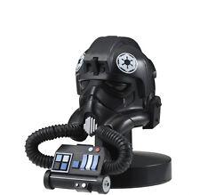 Star Wars Tie Fighter Pilot Helmet Replica Collection Vol.1 Bandai Japan