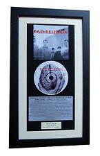 BAD RELIGION Stranger Fiction CLASSIC CD Album QUALITY FRAMED+FAST GLOBAL SHIP