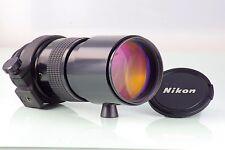CLASSIC CULT LENS NIKKOR ais 300 300mm F4.5 NIKON F F2 F3 F4 Nikkormat NEAR MINT