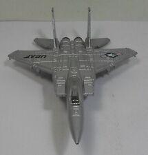 ERTL VTG 1989 FORCE ONE F-15 EAGLE McDONNELL DOUGLAS #1162 DIE CAST JET FIGHTER