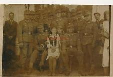 Foto, Blick auf alte Kameraden in Sulislawice (N)20003