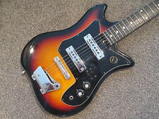 Kay ET200 - vintage electric guitar - late 60's/early 70's