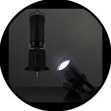 White LED Spotlight and Motor Kit Disco Ball not Included