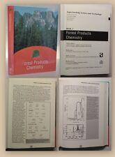 Stenius Forest Products Chemistry book 3 2000 Industrie Papier Wirtschaft xy