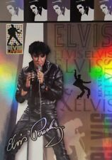 ELVIS LIVES 2006 Fashion Foil Trading Card Set of 12 PRESS PASS