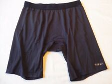 Cycle Shorts Fitness Gear , Men's Training/ Bicycle  Nylon Blue - Size Large XL