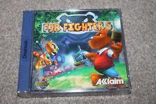 Sega Dreamcast-Fur Fighters-Fabrikneu-Factory Sealed