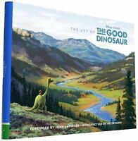 The Art of the Good Dinosaur  VeryGood