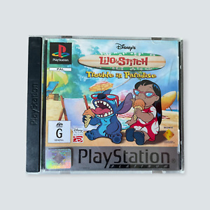 Lilo & Stitch: Trouble in Paradise for the Sony Playstation/PSX - GC/PAL/AUS 🐙