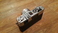 Yashica Electro 35 GSN macchina fotografica con colore Yashinon DX 1:1 .7 f4.5 Lens 35mm Film