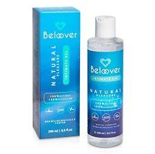 Gel lubricante sexual, Beloover. Lubricante natural, ingredientes 100%25 naturales