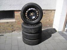 Neumáticos de invierno 205/55R16 en Original Llantas acero VW Eos Passat 3C