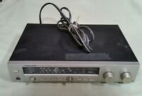 Vintage Realistic TV-100 Stereo TV Receiver Model # 16-1284 - Powers Up