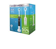 Oral-B Vitality 100 CrossAction Cepillo de Dientes Eléctrico - Negro/Blanco