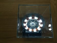 Iron Man ARC REACTOR - ULTRA-Bright White LED MK1 Personalised Prop Replica