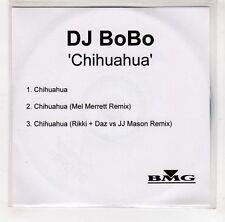 (GI928) DJ BoBo, Chihuahua - DJ CD