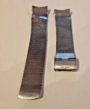 Fortis bracelet stainless steel milanese mesh style