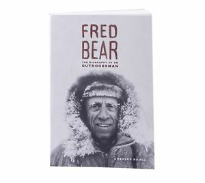 Bear Archery Fred Bear The Biography of an Outdoorsman Book #AS7835000