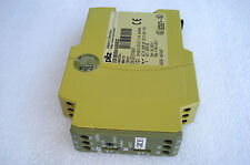 PILZ 884110 SAFETY RELAY 24-240VAC DC