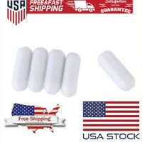 PTFE Stir Bar Laboratory Stirrer Flea Lab Spin Spinners for Magnetic Mixer USA