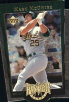 1997 (CARDINALS) Upper Deck Power Package #PP10 Mark McGwire