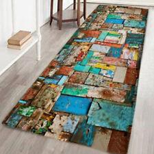 Non-Slip Carpets Long Mats For Bedroom Bathroom Kitchen Floor Child Runner Rugs
