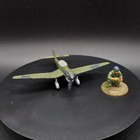 Painted 28mm Bolt Action Fallschirmjager Spotter And Stuka
