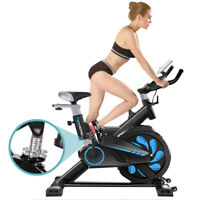 Fitness Cycling Bicycle Stationary Exercise Bike Training Cardio Workout Gym