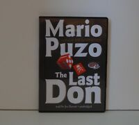 The Last Don - by Mario Puzo - MP3CD - Audiobook