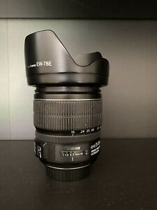 Canon 15-85mm EF-S f/3.5 - 5.6 IS USM Zoom Lens