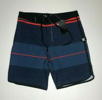 New Hurley Phantom Stretch Mens Boardshorts Size 30 32 34 36