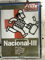 NACIONAL-III DVD NUEVO PRECINTADO NACIONAL - III JOSE LUIS GARCIA BERLANGA