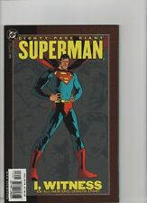 Superman #3 - 80 Page Giant I, Witness - 2000 (Grade 9.2) WH