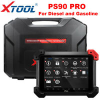 XTOOL PS90 PRO Auto Heavy Duty Diagnostic Tool For Car&Truck OBD2 Key Programmer