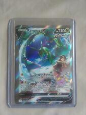 More details for rayquaza v 194/203 pokemon evolving skies alternate art card pack fresh