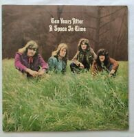 TEN YEARS AFTER LP A SPACE IN TIME 33 GIRI VINYL ITALY 1971 6307500 VG/EX