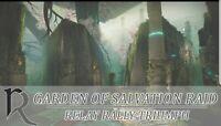 Destiny 2 Garden Full Raid + TRIUMPH: RELAY RALLY (PS4/Cross save Only)
