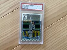 2013 Topps Chrome X-Fractor Wil Myers #16 Rookie psa GEM MT 10