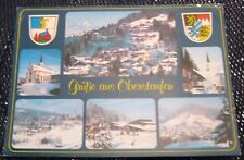 Germany Grusse aus Oberstaufen Multi-view - posted
